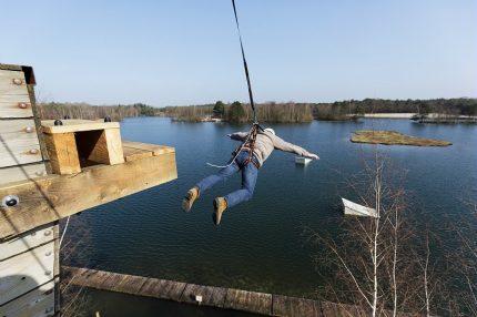 Tower Jump: Vrije Val op De Kempervennen