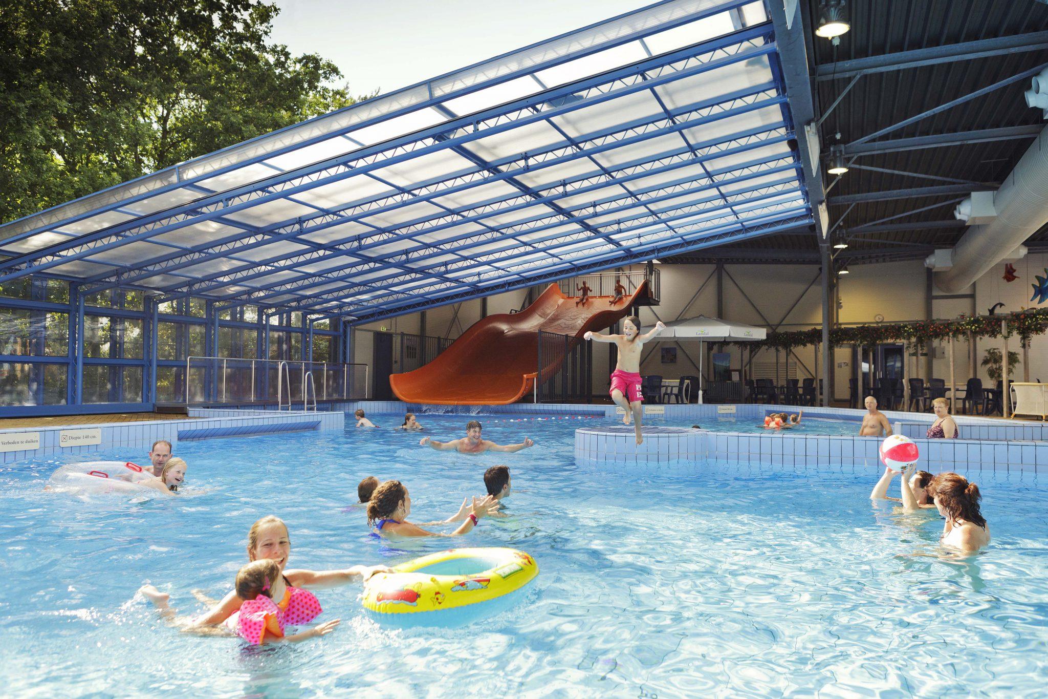 Landal het land van bartje ferienpark ees drenthe niederlande - Fotos van zwembaden ...